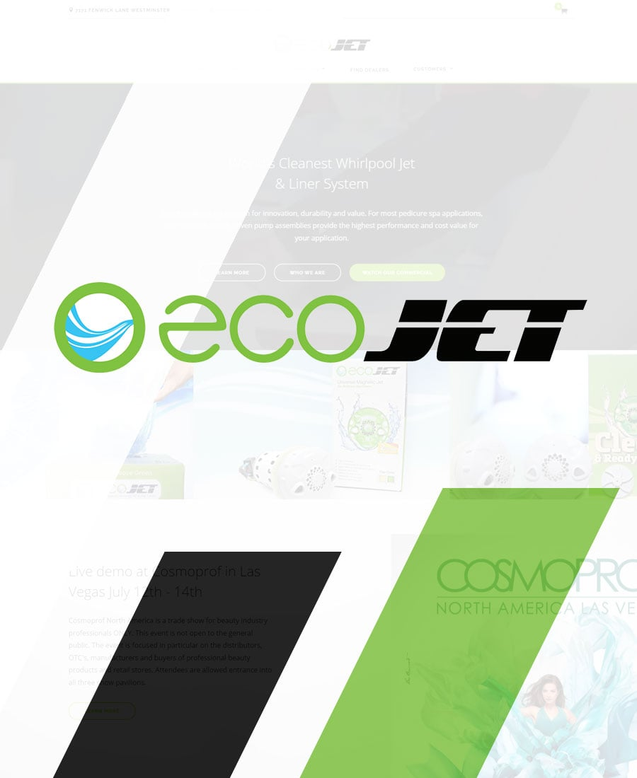 ECOJET SPA