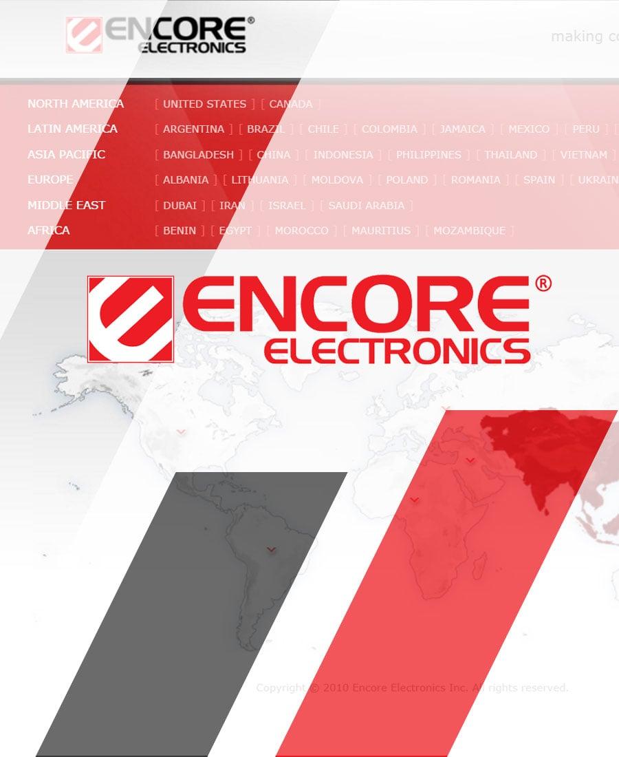 ENCORE ELECTRONIC