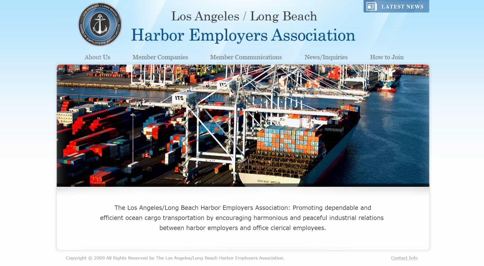Harbor Employers Association