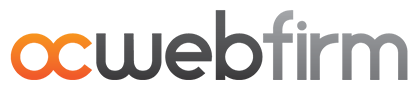OC WEBFIRM Logo